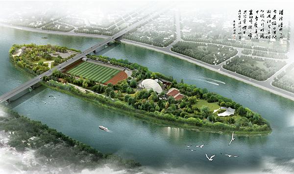 江心洲广场改造工程